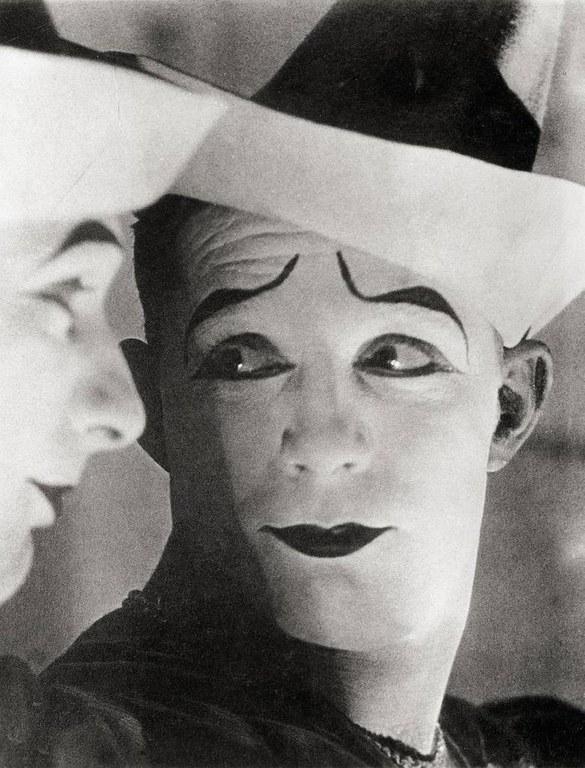 Clown René Rivel